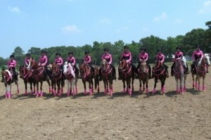 Super Ride 2009 | Woodhaven Wranglers Equestrian Drill Team