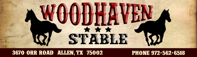 Woodhaven Stables | Woodhaven Wranglers Equestrian Drill Team | Allen, TX