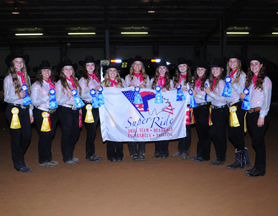 Texas Open 2014 | Woodhaven Wranglers