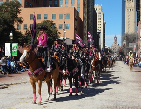 Fort Worth Stock Show Parade 2015 | Woodhaven Wranglers