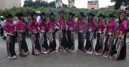 State Fair of Texas 2015 | Woodhaven Wranglers