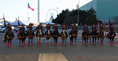 State Fair of Texas 2016 | Woodhaven Wranglers